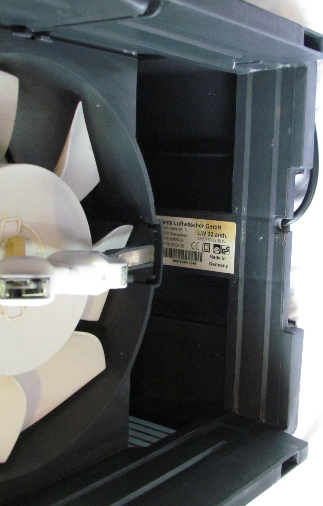 venta lw 32 luftw scher luftbefeuchter luftreiniger mit gew hrleistung ebay. Black Bedroom Furniture Sets. Home Design Ideas